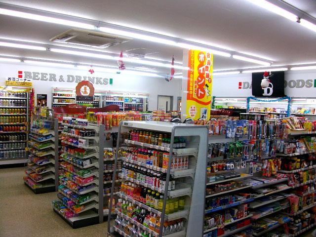 サンクス高円寺純情商店街店