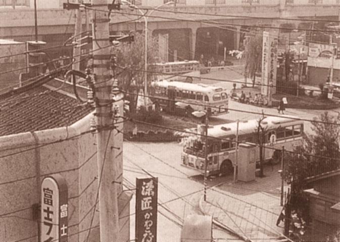 懐かしい高円寺風景ギャラリー