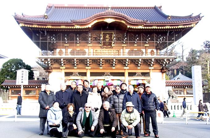 2012年成田山初詣