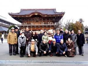 2013年成田山初詣