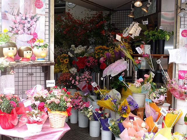 花の店ゼフィール