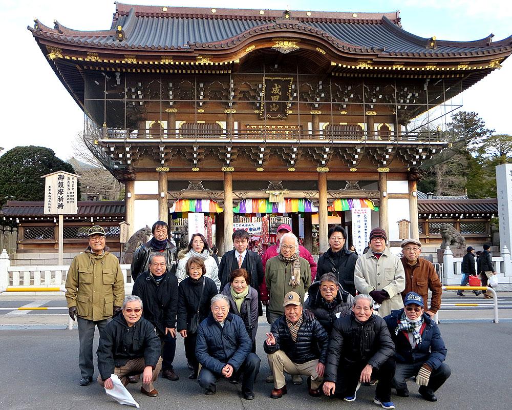 2015年成田山初詣
