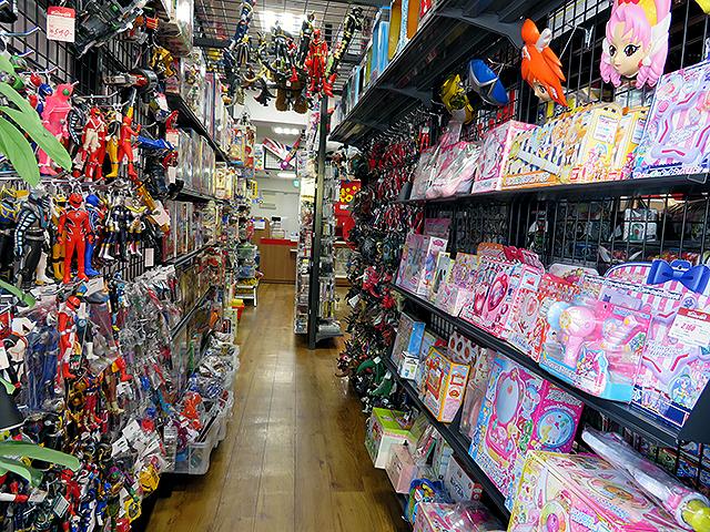 ホビーオフ  高円寺純情商店街店