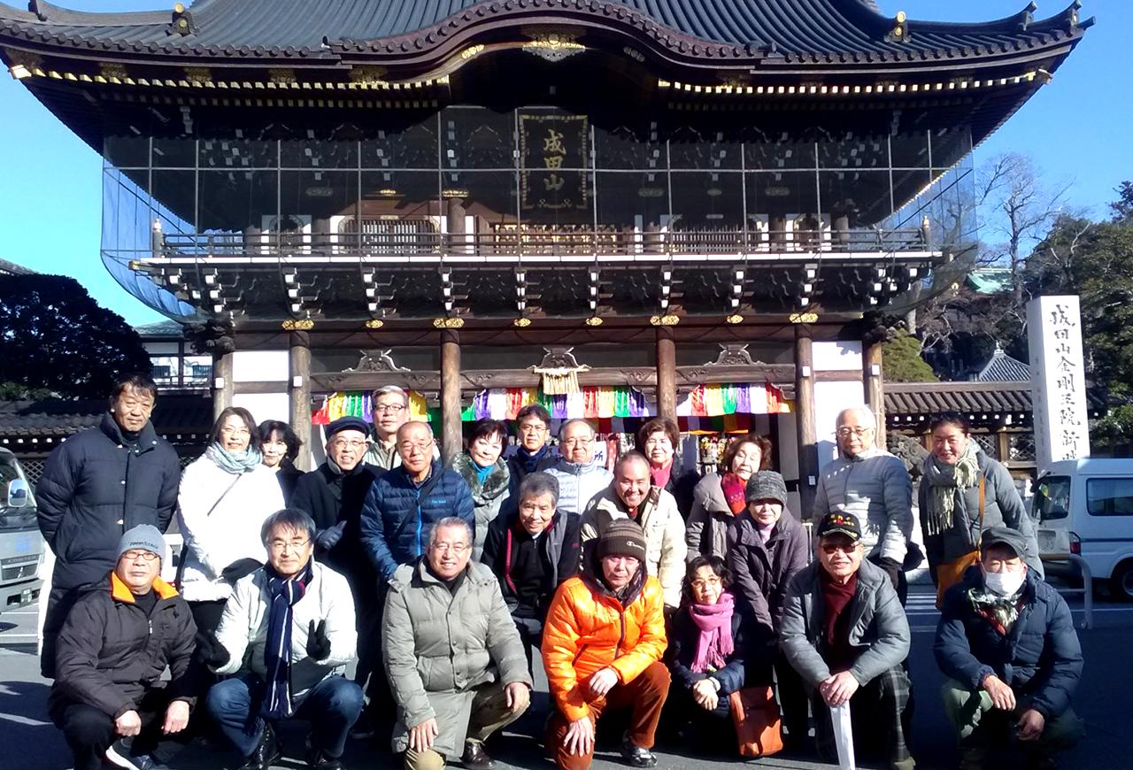 2019年成田山初詣