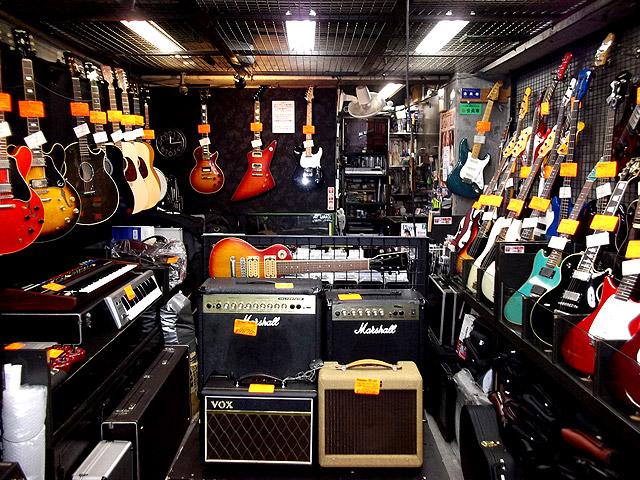 AVガレージ楽器店
