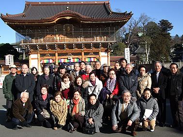 2010年成田山初詣