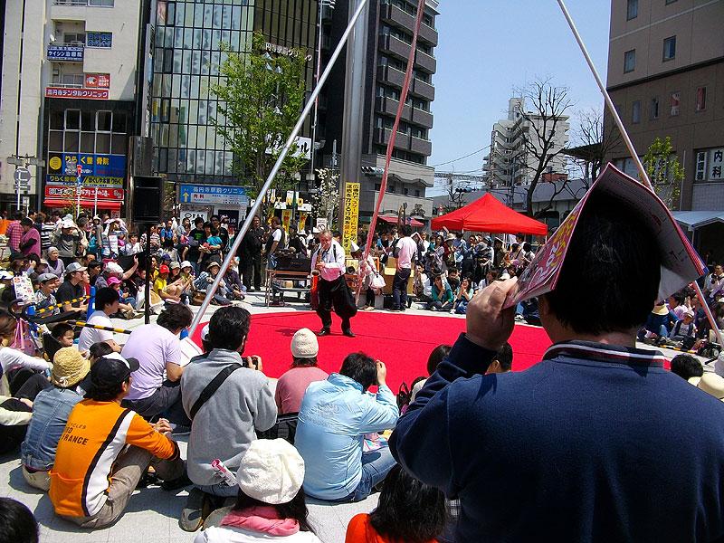 2010高円寺大道芸