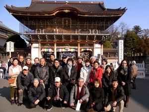 2014年成田山初詣