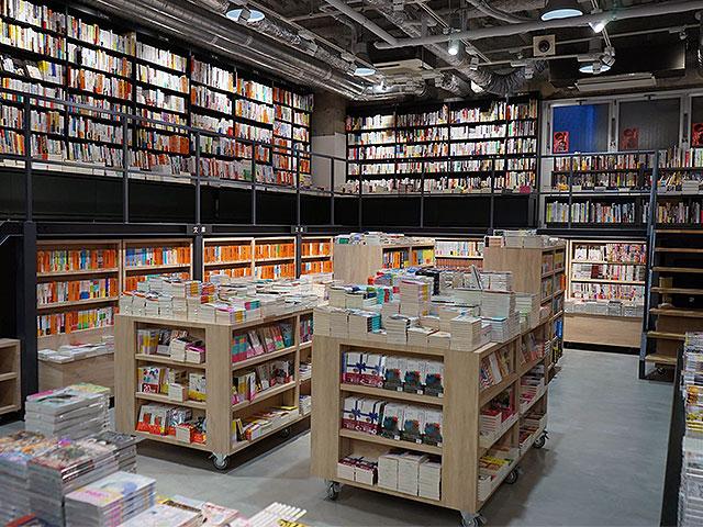 文禄堂(旧店名:あゆみBOOKS)高円寺店