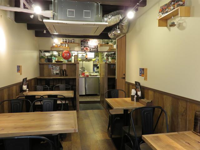 100時間カレーB&R 高円寺店
